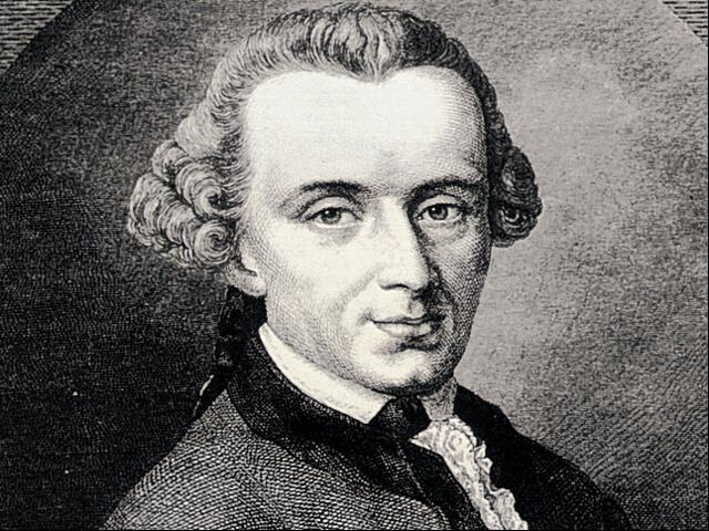 Russell Berrisford on: Immanuel Kant's 'Kick and Prush' years ...